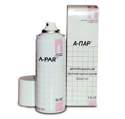 Antiparasitische Arzneimittel A-Paare