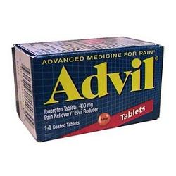 Advil Tabletten 400 mg