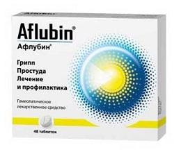 Grippe Remedy Aflubin