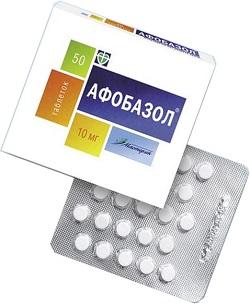 Afobazol Tabletten 10 mg