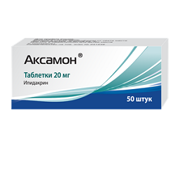Aksamon Tabletten 20 mg
