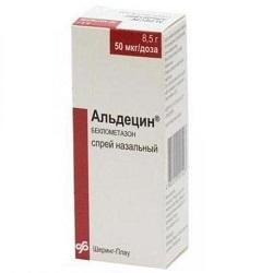 Aldecine Nasenspray