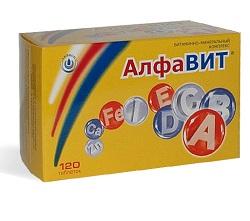Vitamine Alphabet Tabletten