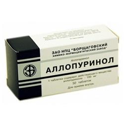 Allopurinol Tabletten 100 mg