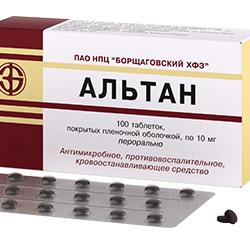 Altan Tabletten 10 mg