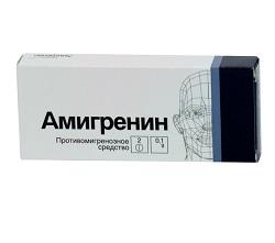 Amigrenin Tabletten 100 mg