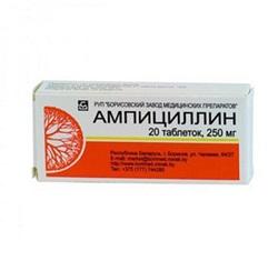 Ampicillin Tabletten 250 mg