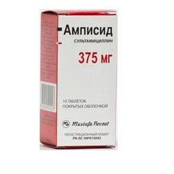 Ampisid-Tabletten 375 mg