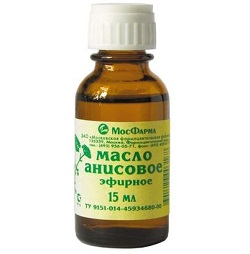 Ätherisches Öl aus Anis