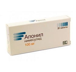 Aponil Tabletten 100 mg