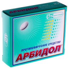 Antivirales Arbidol