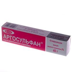 2% Creme Argosulfan zur äußerlichen Anwendung