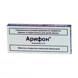 Arifon Tabletten 2,5 mg