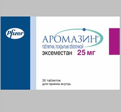 Aromasin Tabletten 25 mg