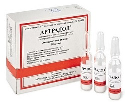 Chondroprotektiva Artradol