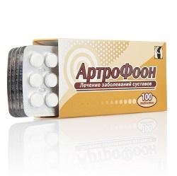 Homöopathische Medizin Artfoon Tabletten
