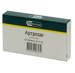 Artrozan Tabletten 15 mg
