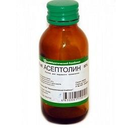 Antiseptisches Aseptolin