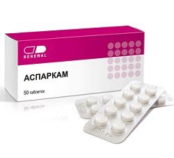 Asparkam Tabletten