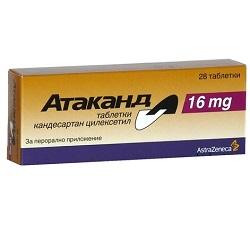 Atacand Tabletten 16 mg