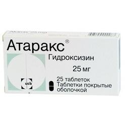 Atarax Tabletten 25 mg