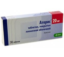 Atoris Tabletten 20 mg