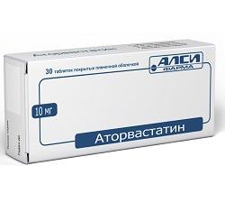 Atorvastatin Tabletten 10 mg