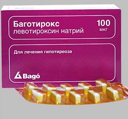 Bagothyrox Tabletten 100 Mcg