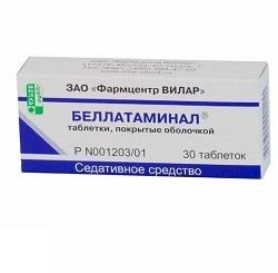 Sedativum Bellatamininal