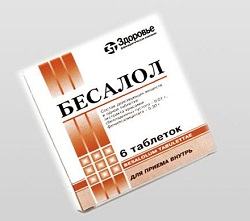 Besalol Tabletten 10 mg
