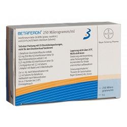 Immunmodulator Betaferon