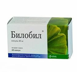 Bilobil Kapseln 40 mg