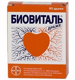 Vitaminkomplex Biovital
