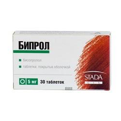 Biprol Tabletten 5 mg
