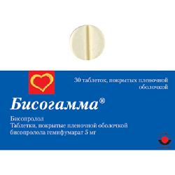 Bisogamma Tabletten 10 mg