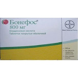 800 mg Tabletten Bonefos