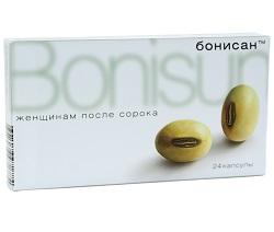 Bonisan in Form von Kapseln
