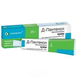 5% Creme D-Panthenol