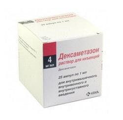 Dexamethason-Injektion