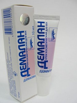 Demalan Augencreme
