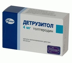 Detruzitol Kapseln 4 mg