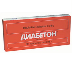 Diabeton Tabletten 80 mg