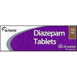 Diazepam Tabletten 10 mg