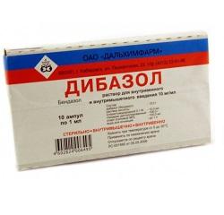 Injektionslösung Dibazol