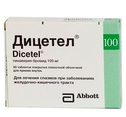 Disetel Tabletten 100 mg
