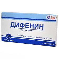 Difenin Tabletten 100 mg