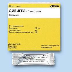 Anti-Menopause Divigel
