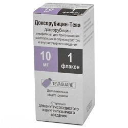 Antitumormittel Doxorubicin