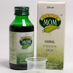 Hustensaft Dr. Mom