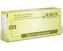 Domperidontabletten 10 mg